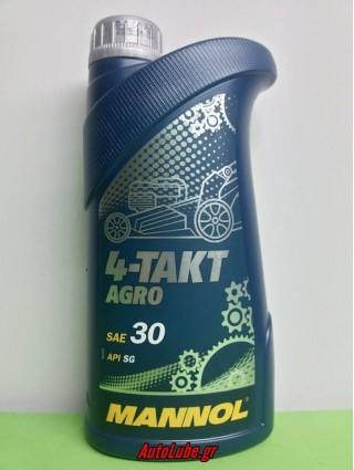 MANNOL AGRO SAE 30