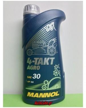 MANNOL 4-TAKT AGRO SAE 30
