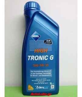 ARAL G TRONIC 5W30