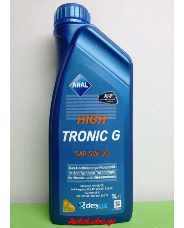 ARAL G TRONIC 5W30