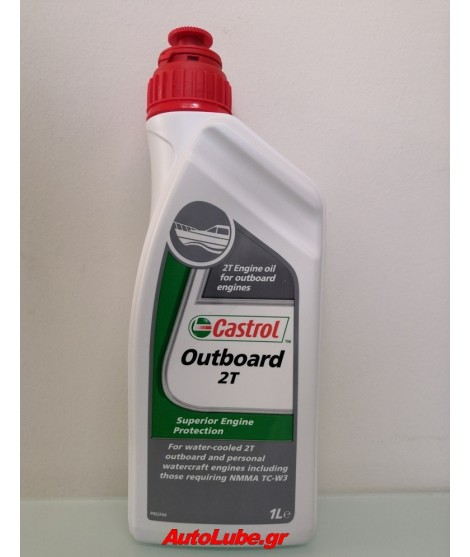 CASTROL OUTBOARD 2T 1Lt