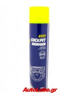 MANNOL COCKPIT REINIGER NEW CAR 600ml