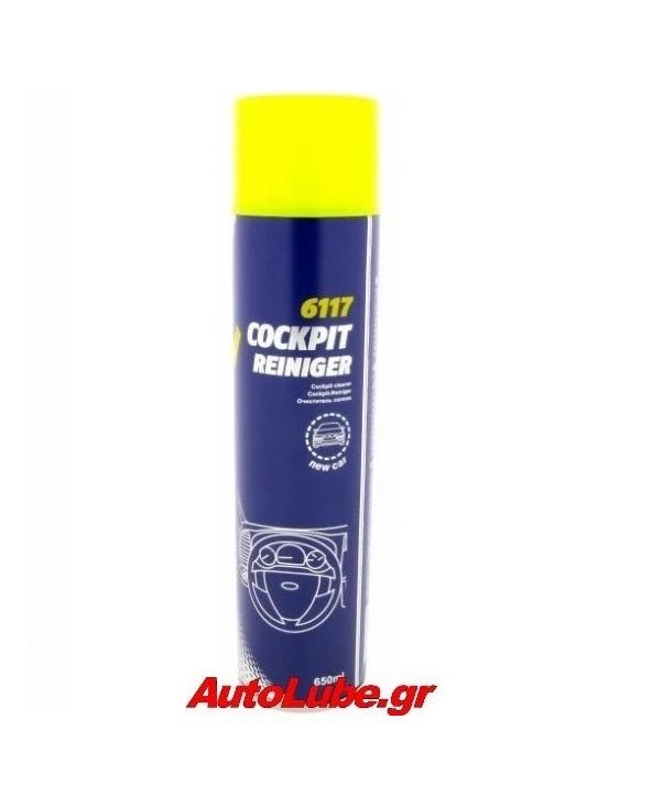 MANNOL COCKPIT REINIGER NEW CAR 600ml