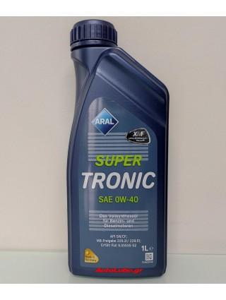 ARAL SUPER TRONIC 0W40