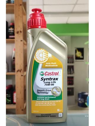 CASTROL SYNTRAX LONG LIFE 75W90 1LT