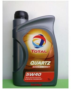 TOTAL QUARTZ ENERGY 9000 5W40 1Lt